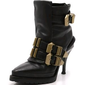 Alexander Wang Hanne ankle boots 37